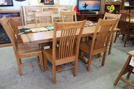Handcrafted Furniture Company Products Tables Amp Chairs